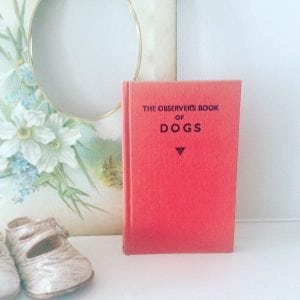 Lovely little 'Dogs' observer book